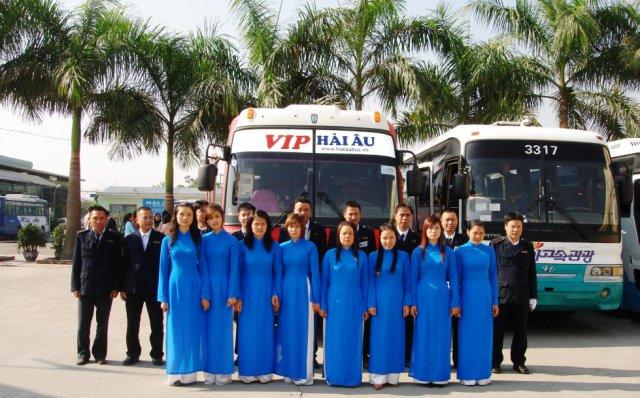 xe bus hải âu