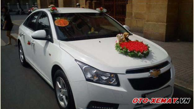 Cho thuê xe tự lái Chevrolet Cruze