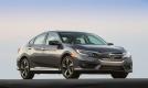Honda Civic 2016 được đánh giá đạt tiêu chuẩn an toàn cao