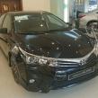 Toyota Corolla Altis 1.8 MT - 2016