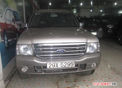 Ford Everest - 2005