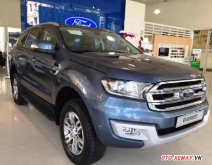 Ford Everest Trend - 2016