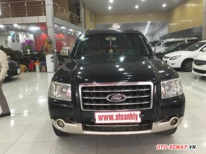 Ford Everest - 2008