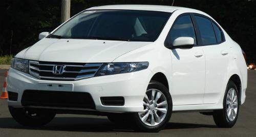 Honda CR-V và City bán cháy hàng đầu năm 2014