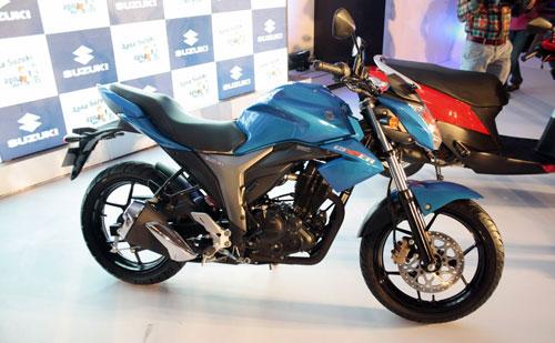 Suzuki ra mắt Gixxer 150 giá 1.090 USD tại Indonesia